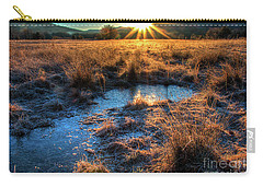 Cades Cove, Spring 2017,ii Carry-all Pouch by Douglas Stucky