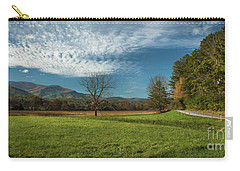 Cades Cove Tennessee Carry-all Pouch by Lena Auxier