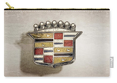 Cadillac Badge Carry-all Pouch