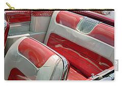 Cadillac El Dorado 1958 Seats. Miami Carry-all Pouch