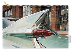 Cadillac Fins Carry-all Pouch