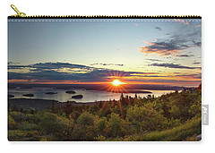 Cadillac Mountain Sunrise  Carry-all Pouch