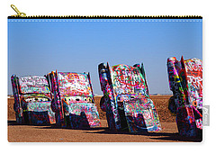 Cadillac Ranch  Carry-all Pouch