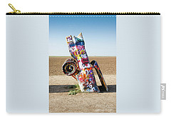 Cadillac Ranch, West Texas Carry-all Pouch