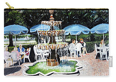 Cafe Gallery Carry-all Pouch