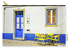 Cafe In Portugal Carry-all Pouch