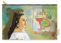 Cafe Ole Girl Carry-all Pouch