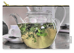 Cafe Tea Carry-all Pouch