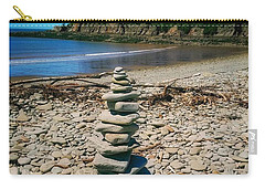 Cairn In Eastern Canada Carry-all Pouch