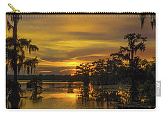 Cajun Gold Carry-all Pouch