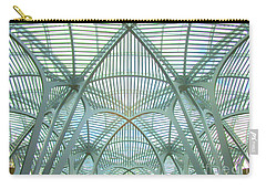 Calatrava In Toronto 10 Carry-all Pouch by Randall Weidner