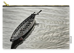 Carry-all Pouch featuring the photograph Calgary Dragon Boat by Brad Allen Fine Art
