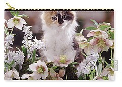 Calico And Scillas Carry-all Pouch