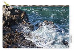 Carry-all Pouch featuring the photograph California Beauty by Michael Rock