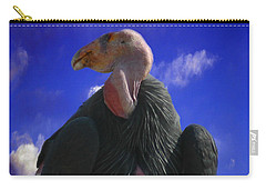 California Condor Carry-all Pouch