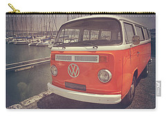 California Dreaming Carry-all Pouch by Carol Japp