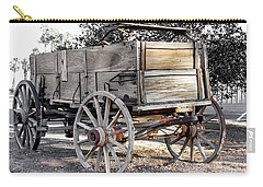 California Farm Wagon Carry-all Pouch