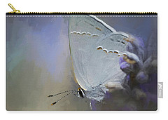 California Hairstreak Butterfly 2 Carry-all Pouch