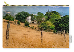 California Ranch House Carry-all Pouch