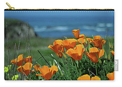 California State Flower - The Poppy Carry-all Pouch