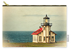 California - State Historic Park Point Cabrillo Lighthouse Carry-all Pouch