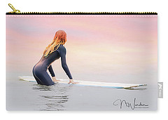 California Surfer Girl I Carry-all Pouch