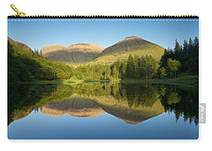 Californian Summer In Glencoe Carry-all Pouch by Stephen Taylor