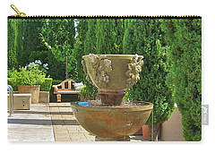 Californian Tuscan Villa Carry-all Pouch