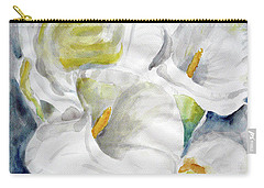 Calla Carry-all Pouch by Jasna Dragun