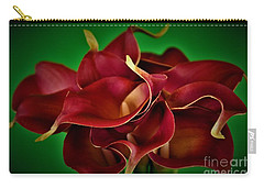 Calla Lily Bouquet Carry-all Pouch