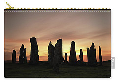 Callanish Stones Carry-all Pouch