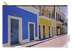 Calle Del Sol Carry-all Pouch