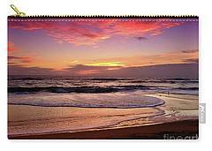 Calm After The Storm Carry-all Pouch by Scott Cameron