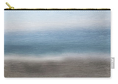 Calm Coast 2-  Art By Linda Woods Carry-all Pouch