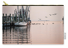 Calm Evening On Shem Creek Carry-all Pouch