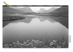Carry-all Pouch featuring the photograph Calm Morning  by Dustin LeFevre