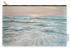 Calm Seas Carry-all Pouch by Linda Olsen