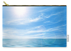 Calm Seascape Carry-all Pouch