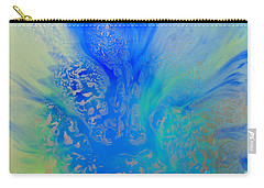 Calm Waters Abstract Carry-all Pouch
