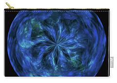 Calming Blue Orb Carry-all Pouch