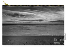 Carry-all Pouch featuring the photograph Calming Seas by Linda Lees