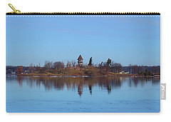 Calumet Island Reflections Carry-all Pouch