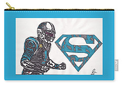 Cam Newton Superman Edition Carry-all Pouch
