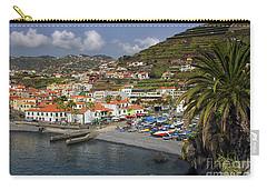 Camara De Lobos Madeira Carry-all Pouch