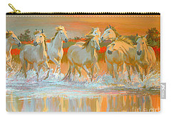 Camargue  Carry-all Pouch by William Ireland