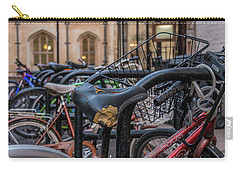 Cambridge Bikes Carry-all Pouch by David Warrington