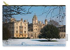 Cambridge Snowscape Carry-all Pouch