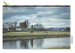 Cambuskenneth Abbey And The River Forth Carry-all Pouch