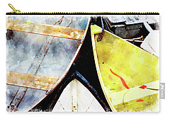 Camden Dories Wc Carry-all Pouch by Peter J Sucy