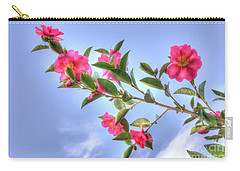 Camellia Carry-all Pouch